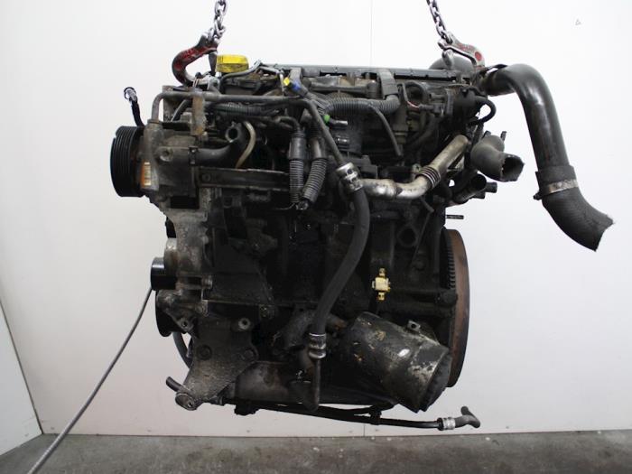 Motor Renault Espace S200341112 S7430,G9T 1