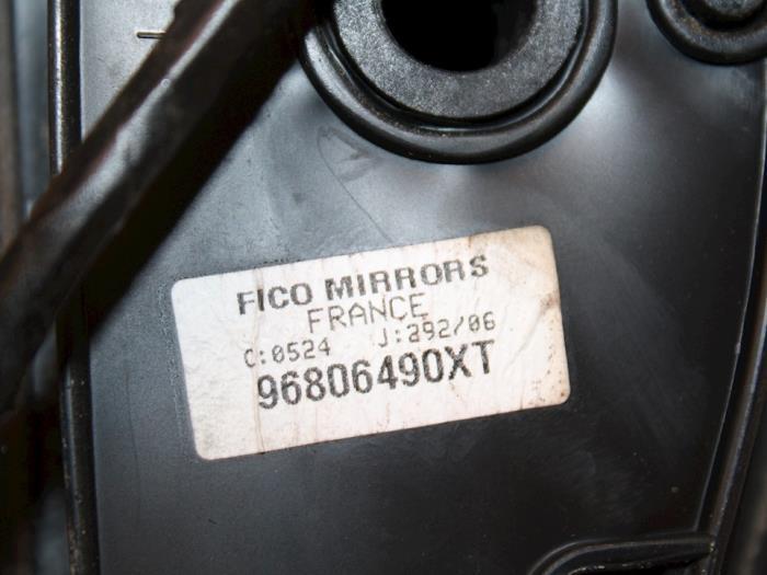 Buitenspiegel links Peugeot 207 96806490XT 1