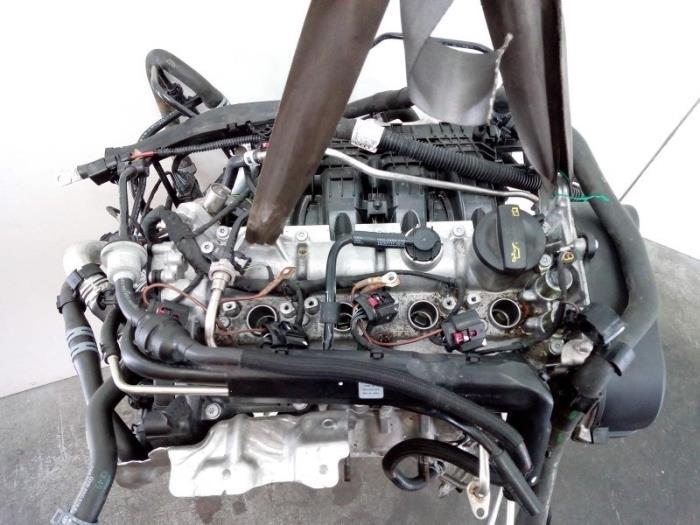 Motor Audi A4 CVN054139 CVN,CVNA,CVN054139 11