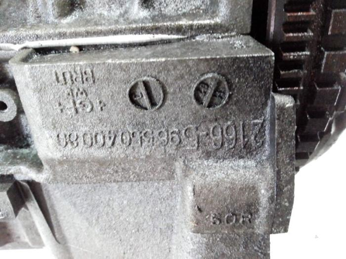 Motor Citroen C4 Grand Picasso 312104281, 216659655040080 6FY 9