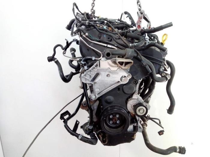 Motor Seat Ibiza  DGT 3