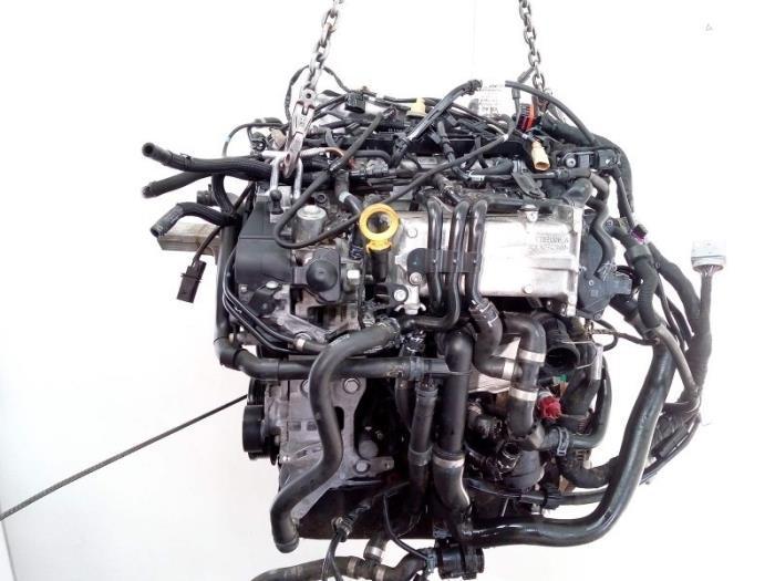 Motor Seat Ibiza  DGT 4