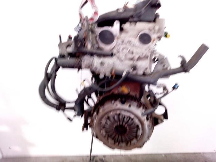 Motor Renault Laguna  F4P 3