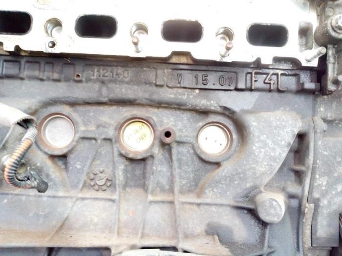 Motor Renault Laguna  F4P 6
