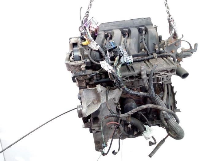 Motor Renault Laguna  F4P 5