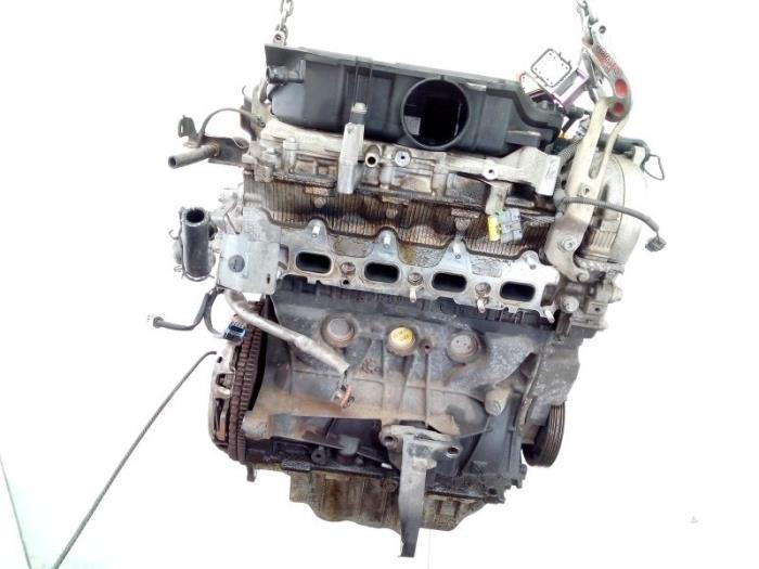 Motor Renault Laguna  F4P 1