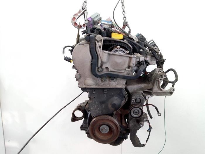 Motor Renault Laguna  F4P 4