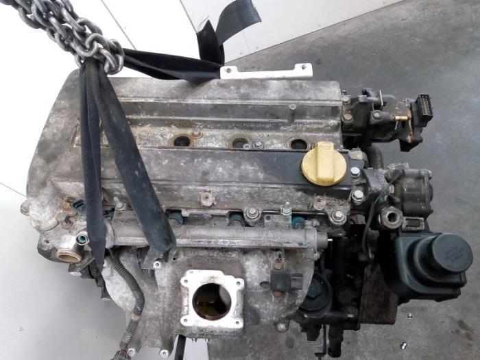 Motor Saab 9-3 90537806 B207L 6