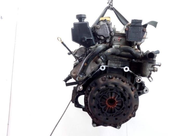 Motor Saab 9-3 90537806 B207L 3