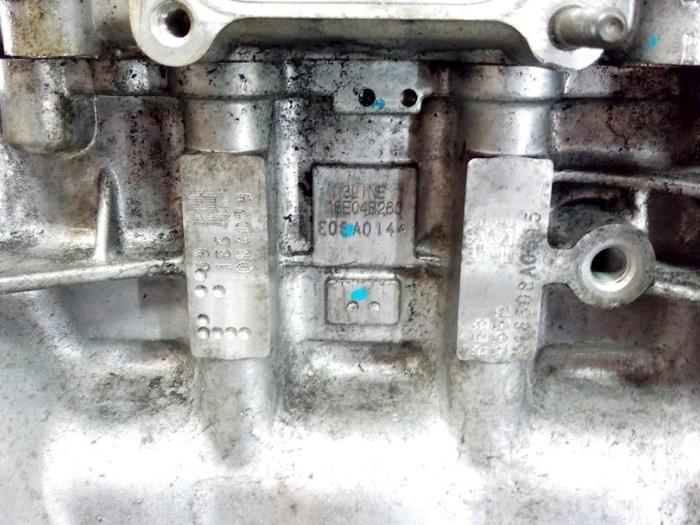 Motor Kia Rio JP053614, W18508A0315 JP053614,G3LC 6