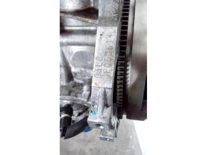Motor Kia Rio JP053614, W18508A0315 JP053614,G3LC 7