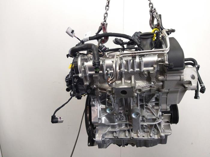 Motor Volkswagen Golf CYVA637151 CYVA637151,CYVA 4