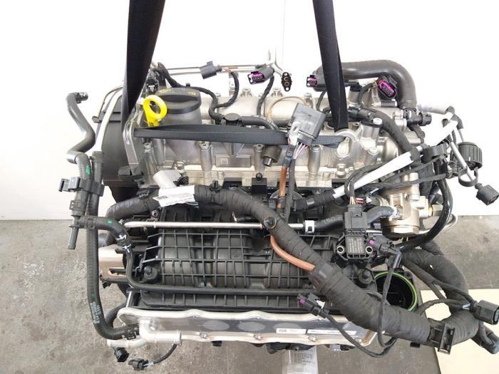 Motor Volkswagen Golf 04E145749B, 04E103173, CUKB043328, 04E103479P, 04E103011EJ, 04E103551M, 04E115561H CUKB,CUKB043328 8