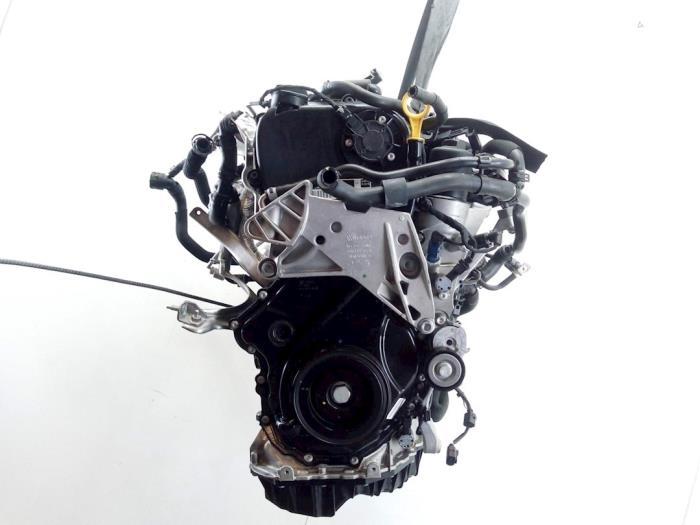 Motor Volkswagen Golf 06L121111H, 06K109210AJ, 06K803133F, 0K145100J, CXBB075747 CXBB075747,CXBB 3