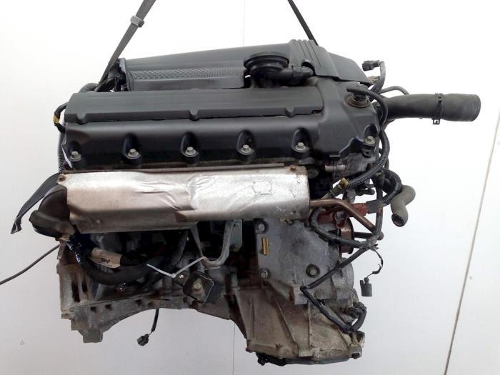 Motor Jaguar XF 2W936C674DB, 6R836019BB AJ88509,HGMMF 4
