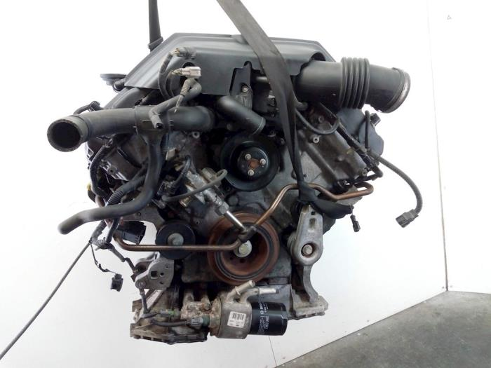 Motor Jaguar XF 2W936C674DB, 6R836019BB AJ88509,HGMMF 3