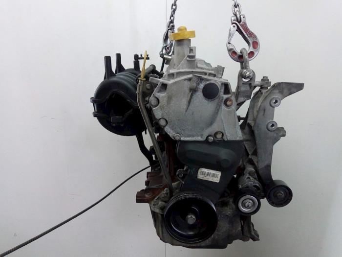 Motor Dacia Sandero UF31620, KJA710, 8200169566 K7J,K7JA710 4