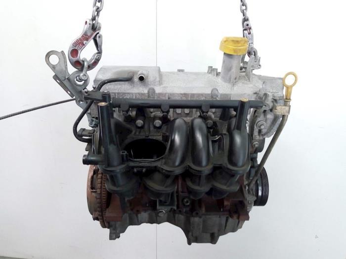 Motor Dacia Sandero UF31620, KJA710, 8200169566 K7J,K7JA710 1