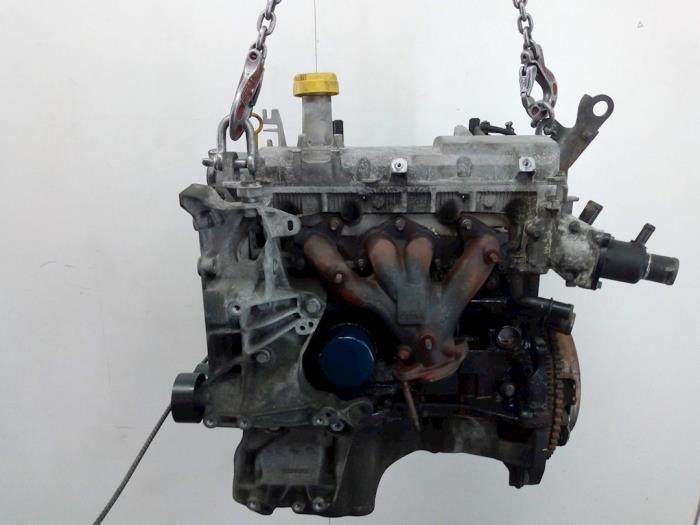 Motor Dacia Sandero UF31620, KJA710, 8200169566 K7J,K7JA710 3