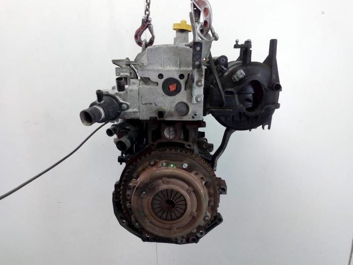 Motor Dacia Sandero UF31620, KJA710, 8200169566 K7J,K7JA710 6