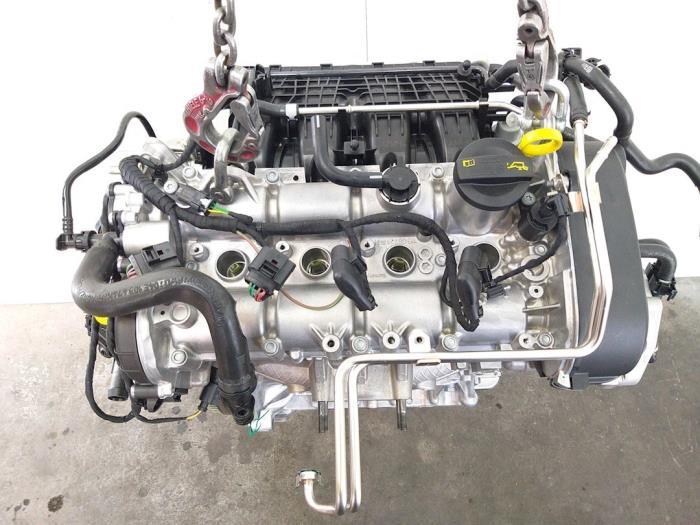 Motor Volkswagen Golf 04E199275, CYVA637154, 04E145749F, 03F105269, 04E103729, 04E972627EF 6