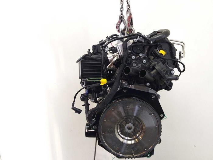 Motor Volkswagen Golf 04E199275, CYVA637154, 04E145749F, 03F105269, 04E103729, 04E972627EF 5