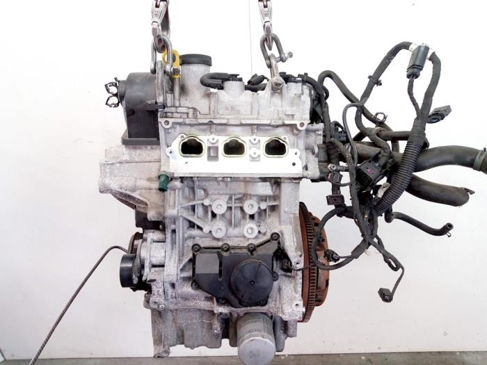 Motor Volkswagen UP CHY528621, 04E103464M, 04C103475D, 04C103011F, 04C103023 CHY,CHY528621 1