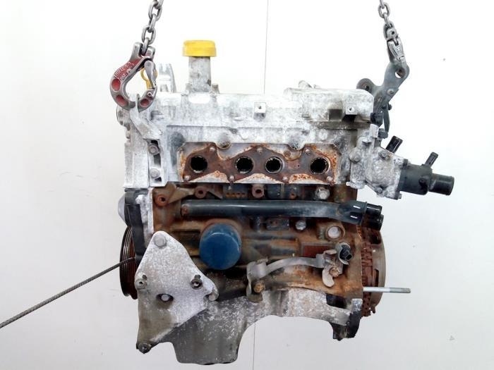 Motor Dacia Logan  K7MA800,K7M 5