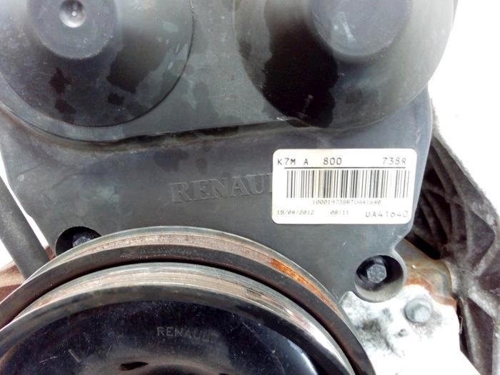 Motor Dacia Logan  K7MA800,K7M 4