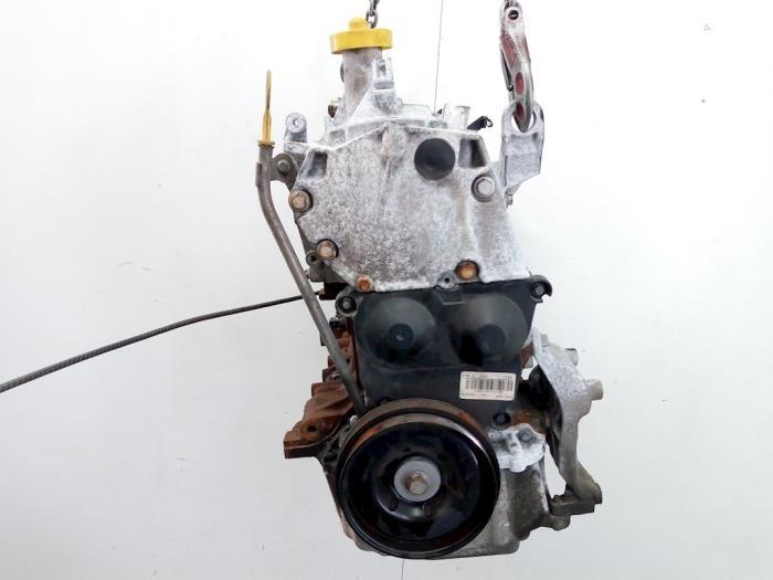 Motor Dacia Logan  K7MA800,K7M 3