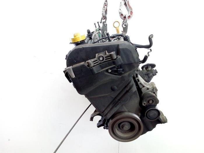 Motor Dacia Logan  K9K792,628437 3