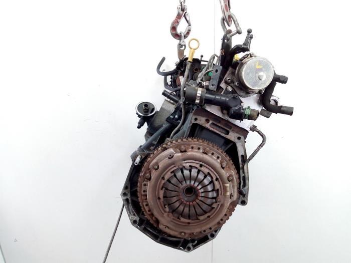 Motor Dacia Logan  K9K792,628437 5