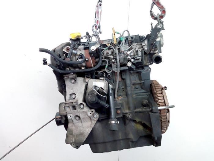 Motor Dacia Logan  K9K792,628437 1