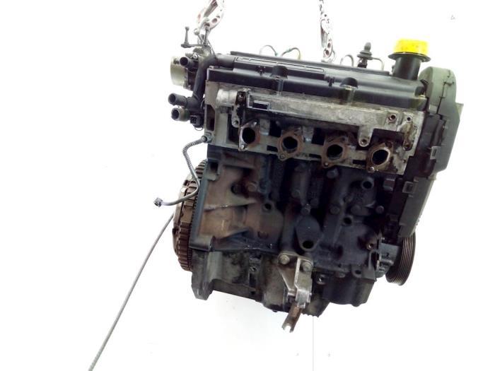 Motor Dacia Logan  K9K792,628437 4