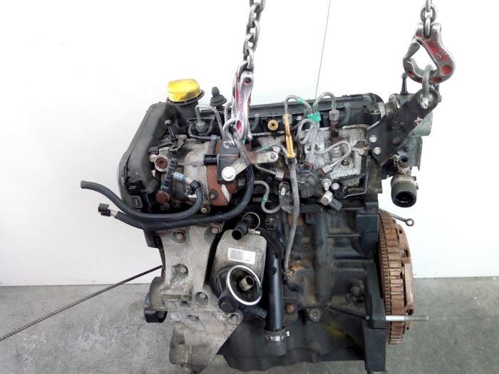Motor Dacia Logan  K9K792,628437 7