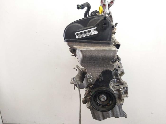 Motor Skoda Fabia 04E103475AM, 04E103023AL, 04E103011AM CJZC,CJZE97352 5