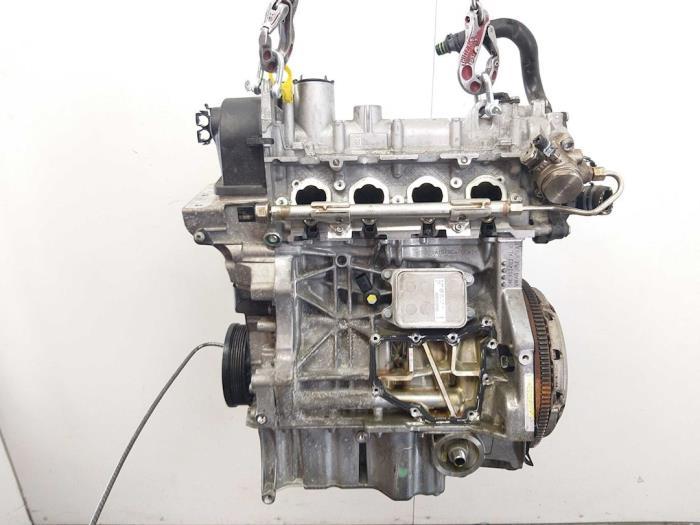 Motor Skoda Fabia 04E103475AM, 04E103023AL, 04E103011AM CJZC,CJZE97352 4