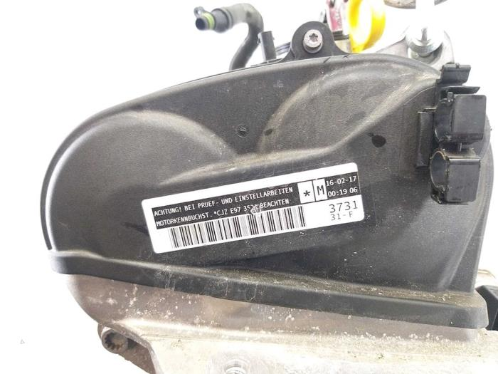 Motor Skoda Fabia 04E103475AM, 04E103023AL, 04E103011AM CJZC,CJZE97352 6