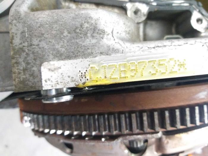 Motor Skoda Fabia 04E103475AM, 04E103023AL, 04E103011AM CJZC,CJZE97352 8