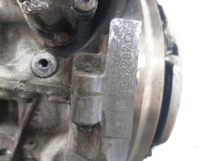 Motor Ford B-Max 9685737310, CV1Q6007BA T3JB,T3JBEG62287 7