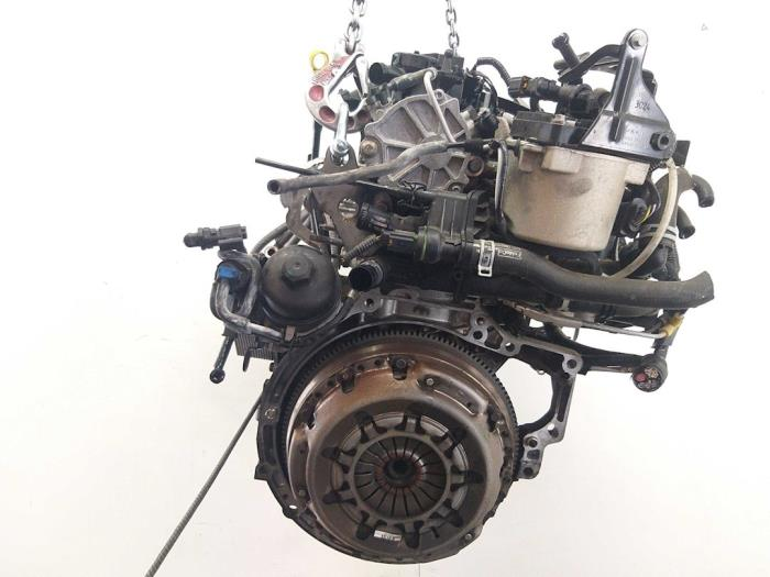 Motor Ford B-Max 9685737310, CV1Q6007BA T3JB,T3JBEG62287 5