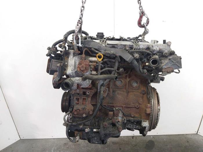 Motor Toyota Avensis  1