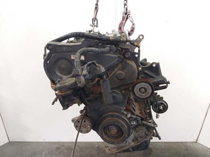 Motor Toyota Avensis  3