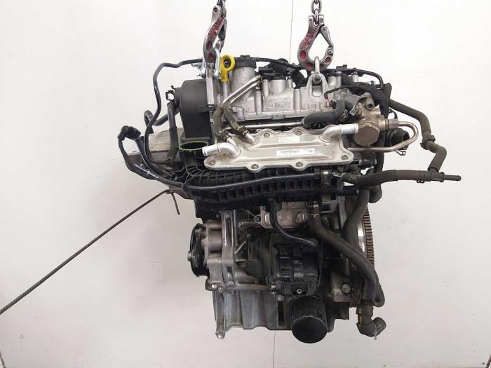 Motor Volkswagen Polo 04C145749A, 04C971612J, 04C103011Q, 04C103475F CHZ,CHZ068103 1