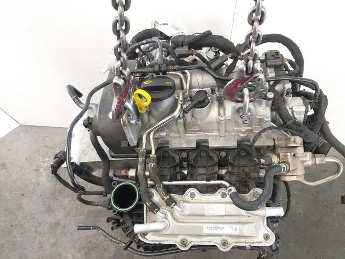 Motor Volkswagen Polo 04C145749A, 04C971612J, 04C103011Q, 04C103475F CHZ,CHZ068103 8