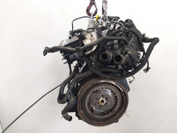 Motor Volkswagen Polo 04C145749A, 04C971612J, 04C103011Q, 04C103475F CHZ,CHZ068103 3