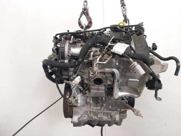 Motor Volkswagen Polo 04C145749A, 04C971612J, 04C103011Q, 04C103475F CHZ,CHZ068103 4