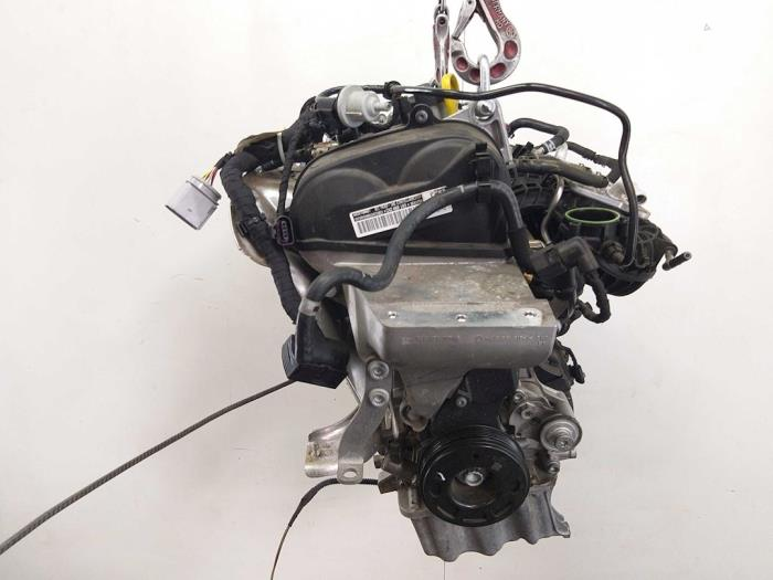Motor Volkswagen Polo 04C145749A, 04C971612J, 04C103011Q, 04C103475F CHZ,CHZ068103 5