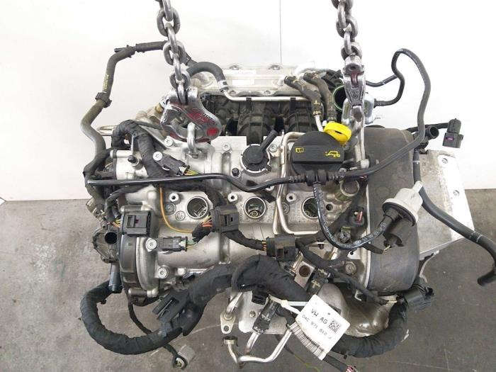 Motor Volkswagen Polo 04C145749A, 04C971612J, 04C103011Q, 04C103475F CHZ,CHZ068103 9