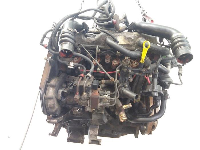 Motor Ford Transit Connect  BHPA5J25651,BHPA 3